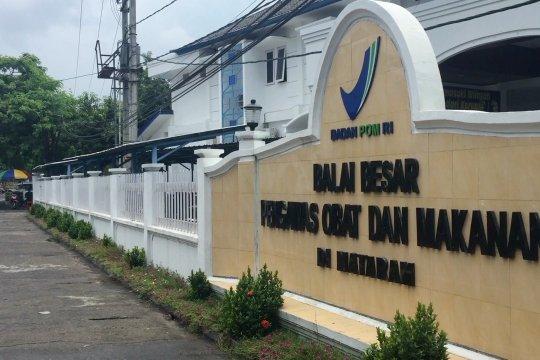 BBPOM bina 79 desa di NTB tingkatkan kualitas pangan