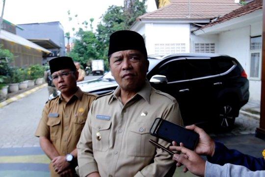 Pejabat Disdik terjaring OTT, Bupati Bandung kumpulkan kepala dinas