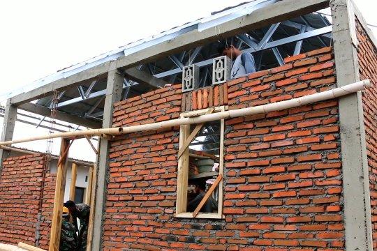 Pemprov NTB kejar target hunian warga terdampak gempa