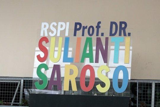 Suspect di RSPI Sulianti Saroso negatif nCov