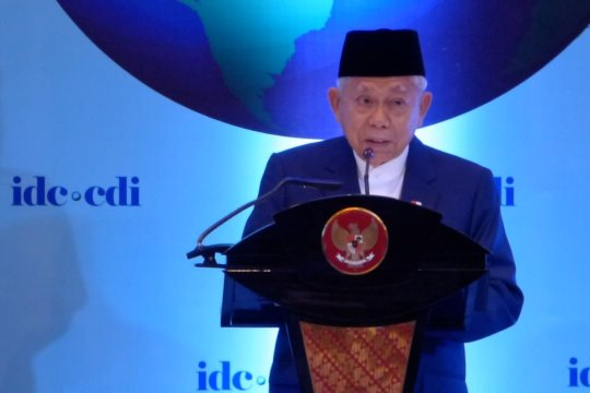 Wapres nilai digelarnya CDI di Yogyakarta pilihan tepat