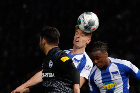 Hertha Berlin bermain imbang tanpa gol saat jamu Schalke