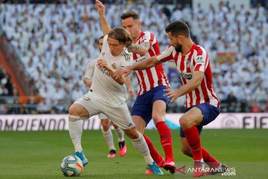 Jadwal Liga Spanyol: Catatan nirkalah Atletico diuji Derbi Madrid