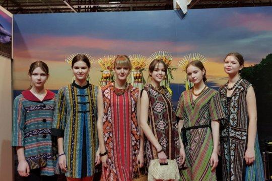 Gemerlap Budaya Indonesia pukau pengunjung Balttour Latvia