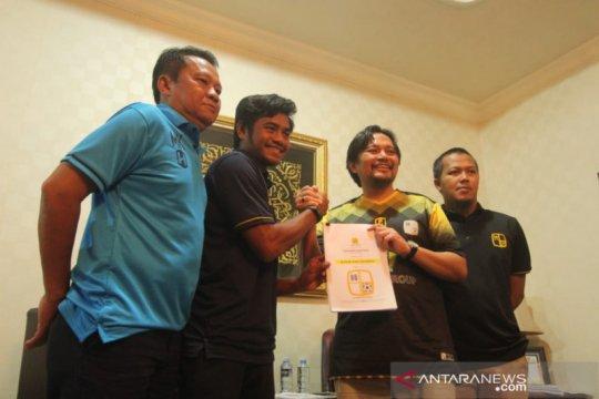 Ilham Udin dan Ambrizal disiapkan untuk jadi penerus Rizky Pora
