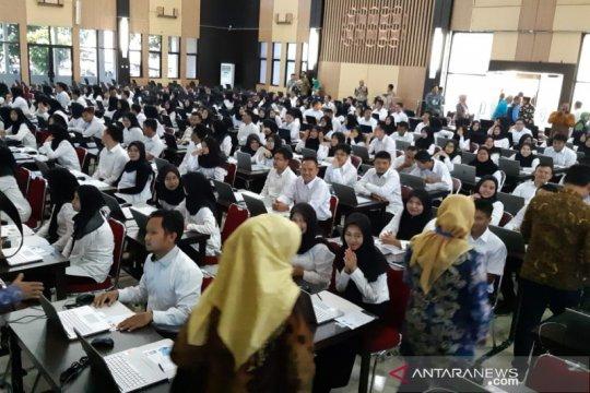 6.382 peserta memperebutkan 277 kuota CPNS Pemkot Tasikmalaya