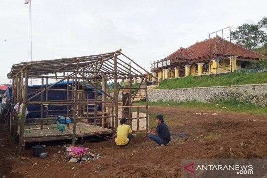 Huntap korban bencana Bogor ditarget selesai sebelum ramadhan