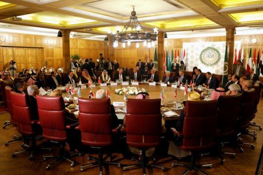 Liga Arab kecam pengambilan lahan dekat Masjid Ibrahim oleh Israel