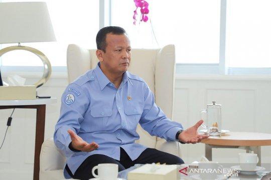 Menteri Edhy: Perketat impor olahan ikan dari China