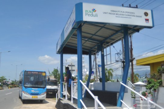 Gojek segera bangun selter dekat Stasiun Bogor