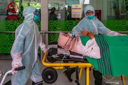Dinkes Jateng tingkatkan kewaspadaan antisipasi COVID-19