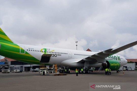 Gaet wisatawan Malaysia, Citilink buka rute Bandung-Kuala Lumpur