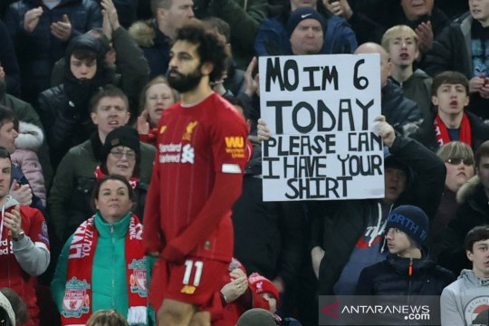 Liverpool makin kokoh di puncak setelah kalahkan Southampton 4-0