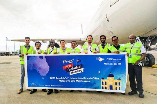 GMF buka cabang internasional perdana di Australia