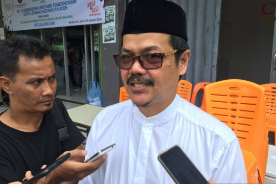 Pemerintah Aceh dorong seluruh koperasi berbadan hukum syariah