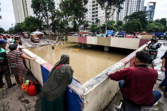 PPK Kemayoran gandeng Kemen PUPR upayakan underpass Timur bebas banjir