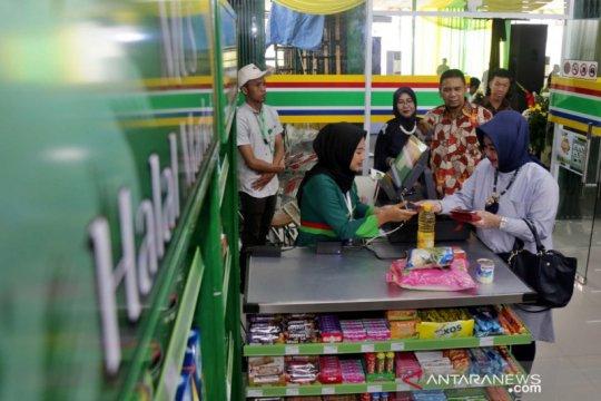 MUS Grup buka toko produk halal di Depok