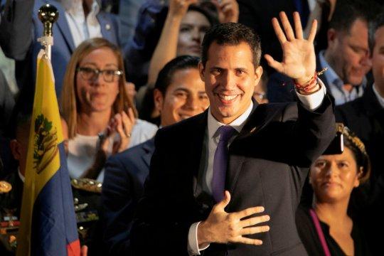 Inggris akui Guaido sebagai presiden Venezuela