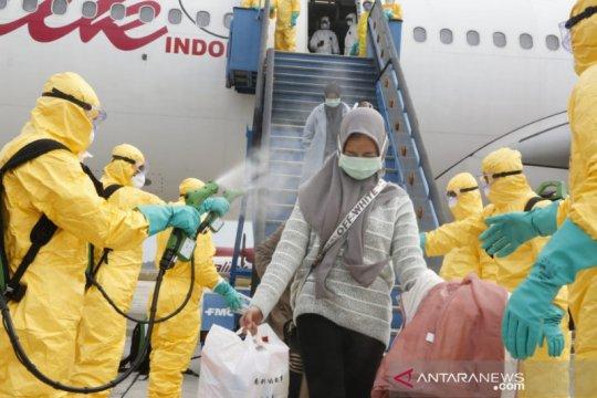 PDPI sebut proses evakuasi WNI di Wuhan dilakukan dengan lebih baik