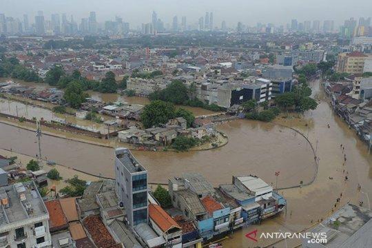 Sejumlah sekolah di Jabodetabek diliburkan akibat banjir