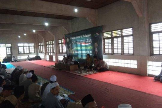 Mahfud MD : Jokowi sangat perhatikan pesantren