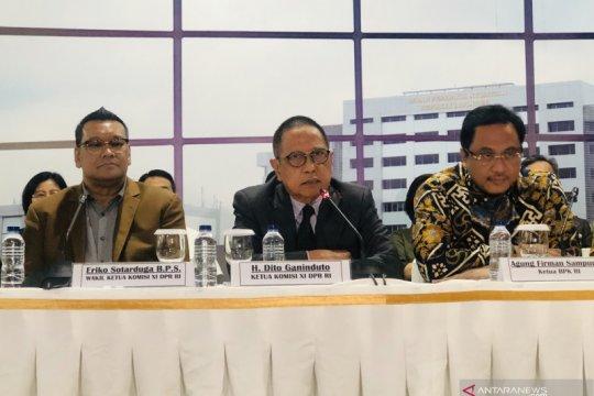 DPR RI targetkan penyelesaian Jiwasraya maksimal tiga tahun