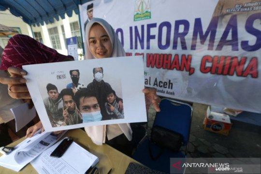 Pemerintah Aceh imbau keluarga tak resah anaknya dikarantina di Natuna