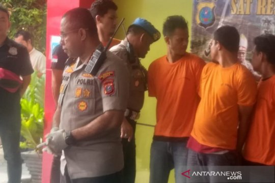 Polisi: Narkoba beredar di Medan dipasok dari Malaysia