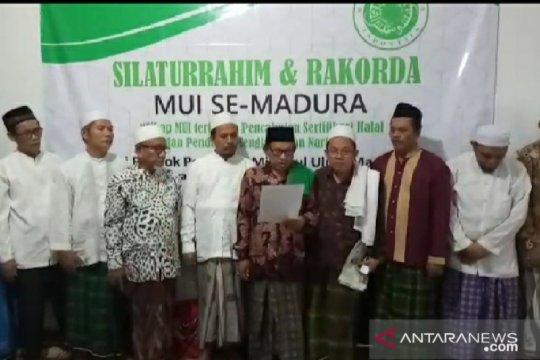 MUI se-Madura tolak pencabutan sertifikat halal