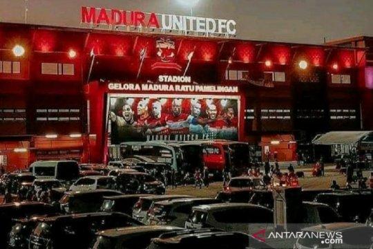 Madura United hormati keputusan PSSI tunda kompetisi