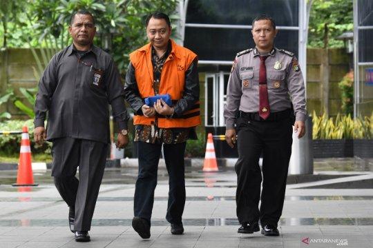 Bupati Lampung Utara nonaktif Agung Ilmu segera disidang