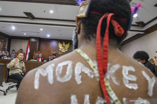 Saksi benarkan ada lagu bermuatan sensitif dalam aksi aktivis Papua