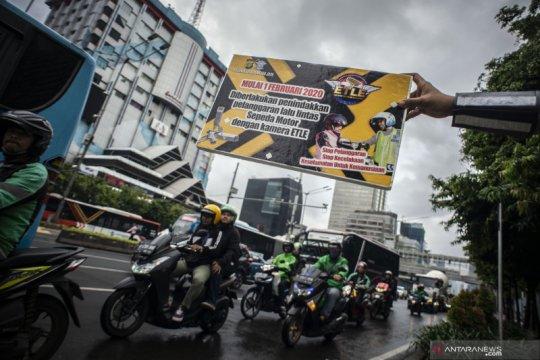 Ditlantas Polda Metro Jaya gelar sosialisasi ETLE roda dua