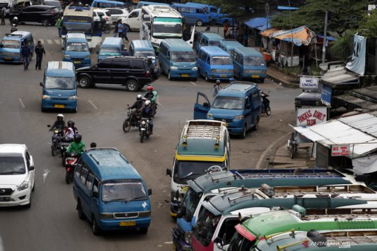 Bangun terminal batas kota, Pemkot Bogor konsultasi ke  Jabar dan BPTJ