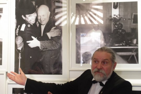 Pameran peringatan70 tahun  hubungan diplomatik Indonesia - Rusia