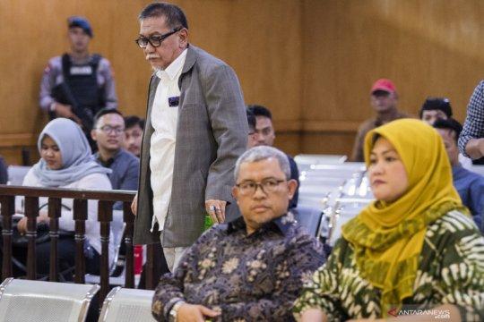 Sidang kasus suap perizinan Meikarta