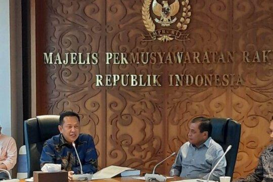 Ketua MPR dukung Dekopin arusutamakan koperasi
