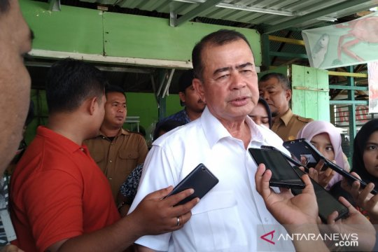 Helikopter BNPB bantu pencarian 10 nelayan di pesisir selatan Sumbar