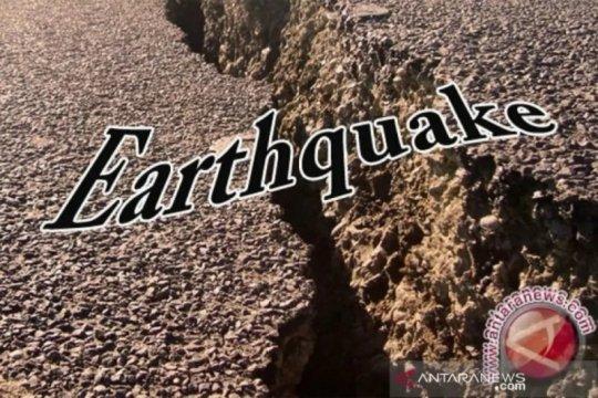 Gempa magnitudo 5,4 guncang Melonguane Sulawesi Utara