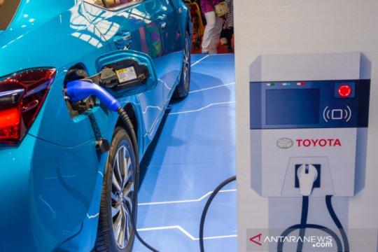Toyota-Panasonic bikin pabrik baterai mobil listrik, beroperasi April