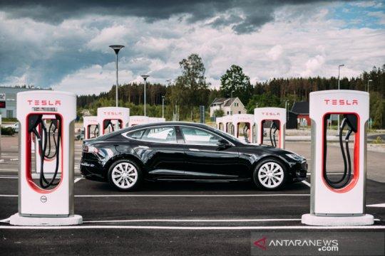 Permintaan meningkat, LG Chem akan produksi baterai untuk Tesla