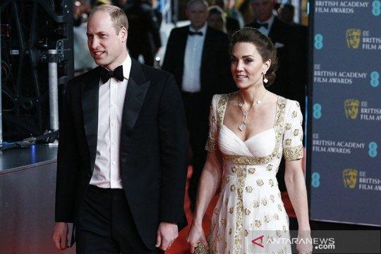 Pangeran William dan Kate Middleton juga karantina diri sendiri