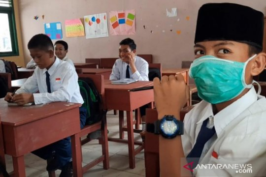 Wali murid sambut baik pembukaan sekolah di zona hijau COVID-19