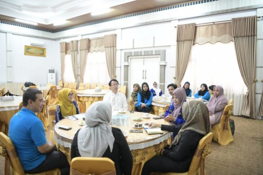 Kampanye pengurangan sampah plastik terus digelar PKK Aceh