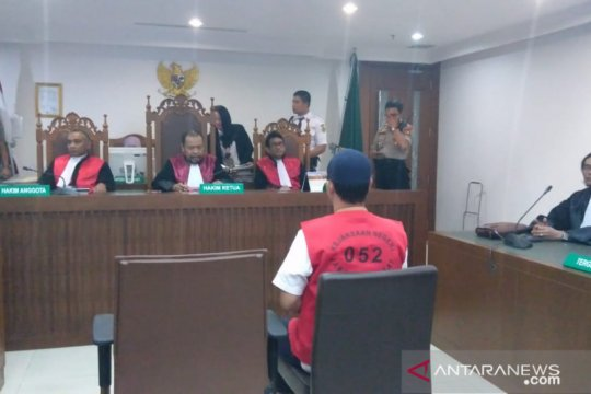 Sidang tuntutan terdakwa pengancam Jokowi ditunda