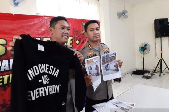 Pelaku vandalisme Tanah Abang ditangkap polisi