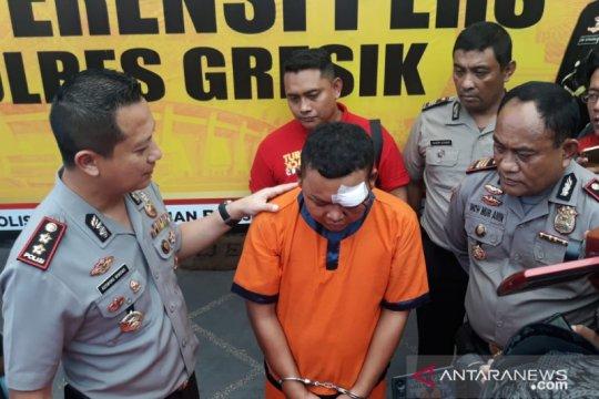 Polisi Gresik tangkap penculik anak bermotif pesanan