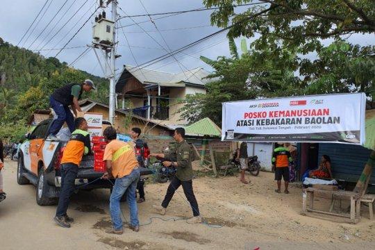 ACT buka posko kemanusiaan bantu korban kebakaran Tolitoli