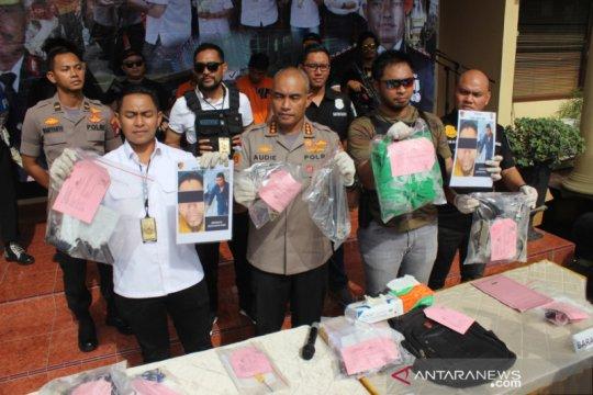 Perampok bersenjata curi 51 motor dari tujuh wilayah Jakbar