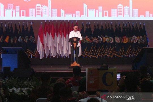 Jokowi perintahkan seluruh instansi tingkatkan mitigasi bencana